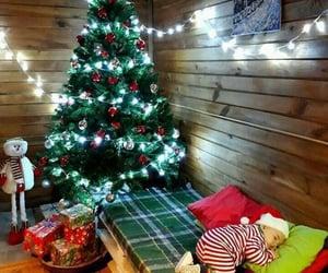 baby, merry christmas, and navidad image
