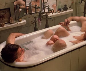 the dreamers, movie, and bath image