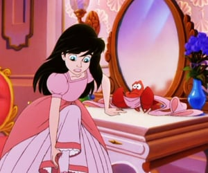 melody, princess, and the little mermaid image