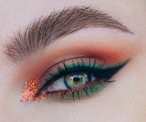 eye, fit, and girl image