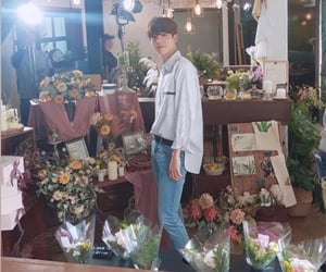 boyfriend, ateez, and yunho image