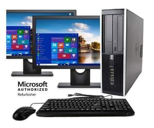 computer, hp, and intel image