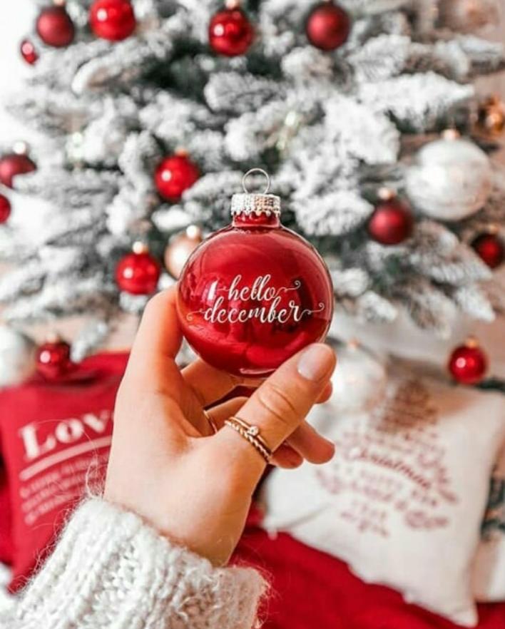 article, christmas, and christmas tree image