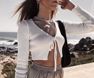 accessories, beach, and chic image