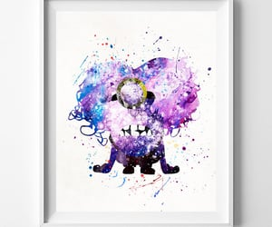 baby, baby gift, and watercolor art image