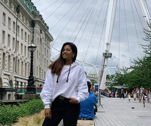 fashion, london eye, and instagram image