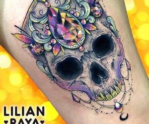 tattoo, amazing, and art image