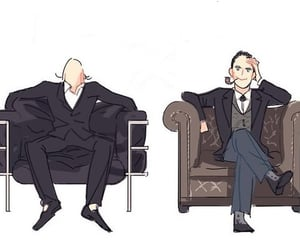 article, johnlock, and fandom image
