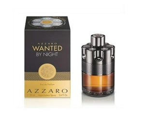 azzaro, eau de parfum, and wanted by night image