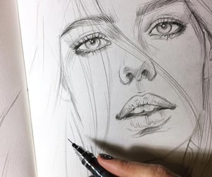 art, beauty, and creative image
