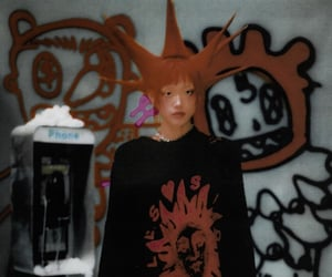 aesthetic, fashion, and punk image