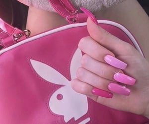 accessories, bunny, and nails image