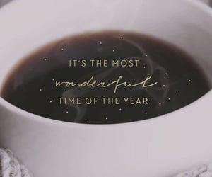christmas, coffee, and autumn image