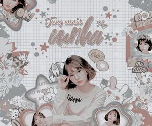 edit, korean girl, and kpop image