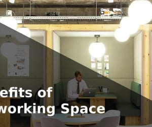 co-working space image