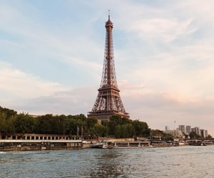 paris, photography, and tour eiffel image