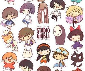 studio ghibli, anime, and ghibli image