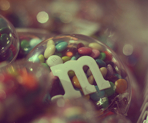 candy, m&m, and chocolate image