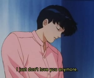 anime, quotes, and 90s image