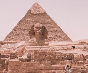 egypt, history, and pyramid image