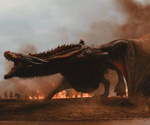 article, dragons, and jon snow image