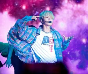 kpop, jeong yunho, and 에이티즈 image