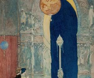 art, illustration, and palace image