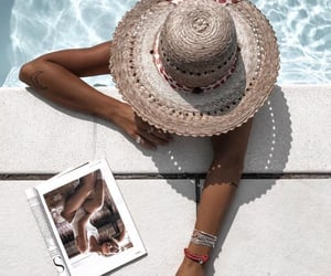 hat, inspiration, and photography image