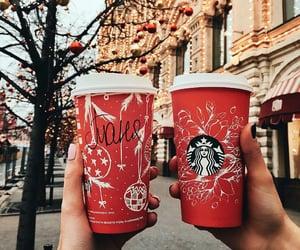 coffee, starbucks, and coffee time image