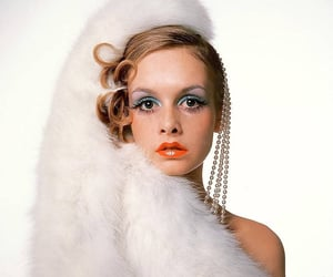 twiggy and 60s image