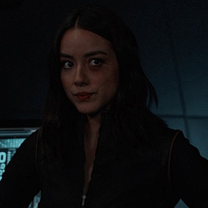skye, quake, and agents of shield image