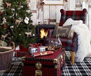 christmas, noel, and interiorismo image
