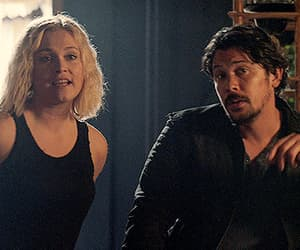 gif, eliza taylor, and the 100 image