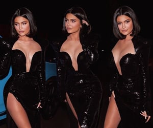 aesthetic, makeup, and kylie jenner image