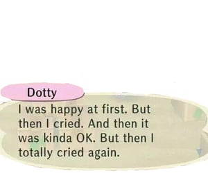 animal crossing, Dotty, and game image