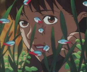 anime, perfect blue, and satoshi kon image