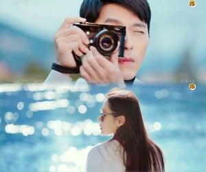 hyun bin, kdrama, and crash landing on you image