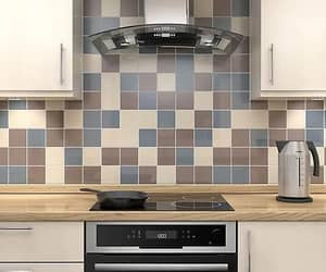 tile cleaning, kitchen cleaning, and kitchen image