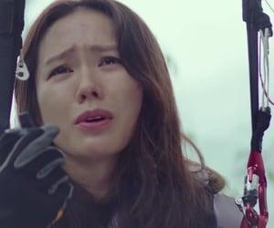 kdrama, crash landing on you, and son ye jin image