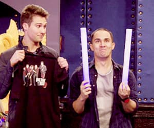 actor, james maslow, and btr image
