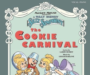 carnival, cookie, and disney image
