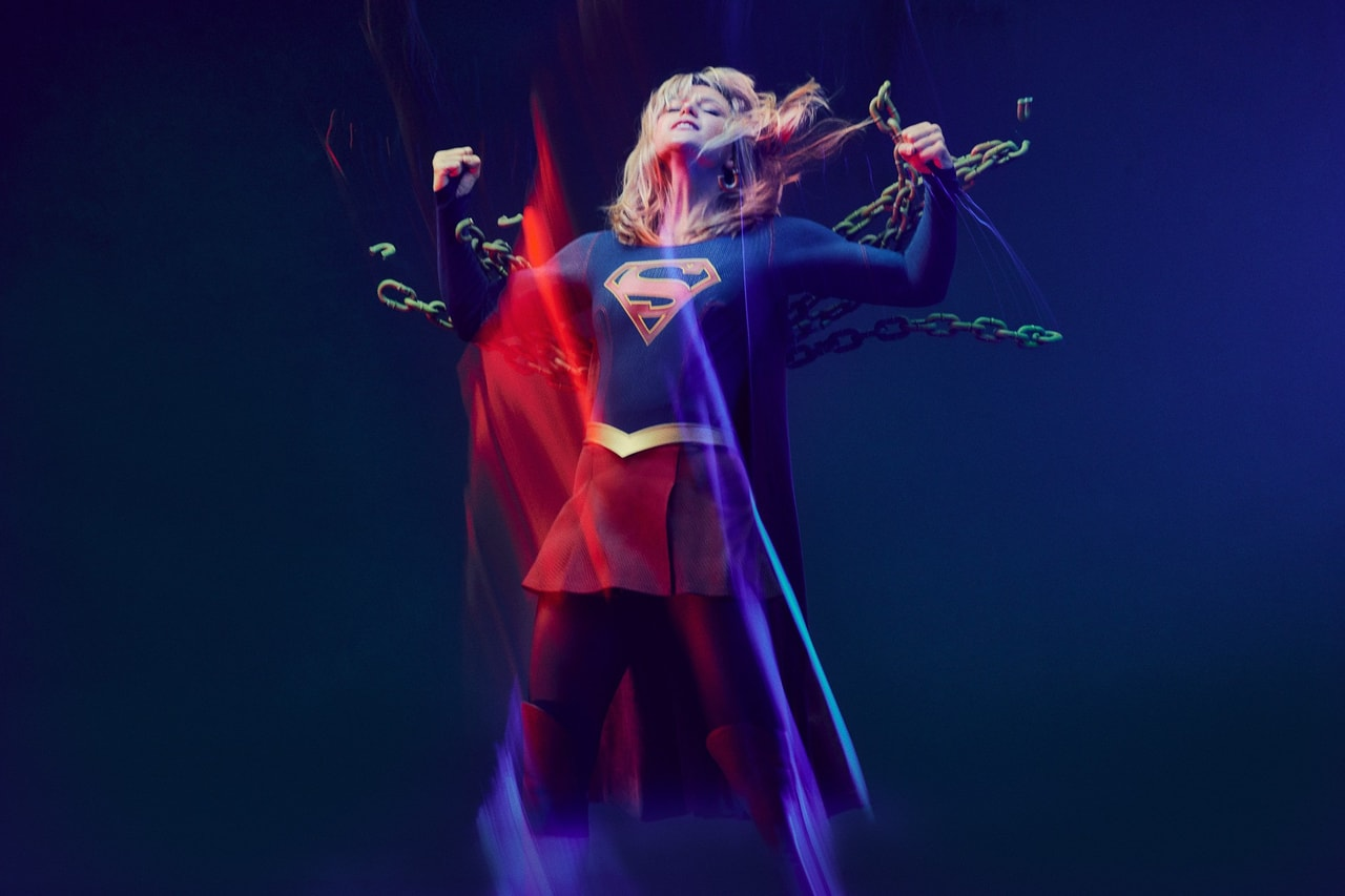 article, Supergirl, and tv image