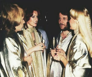Abba and anni-frid lyngstad image