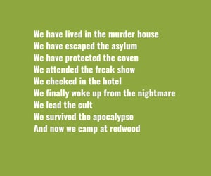 asylum, murder house, and ahs quotes image
