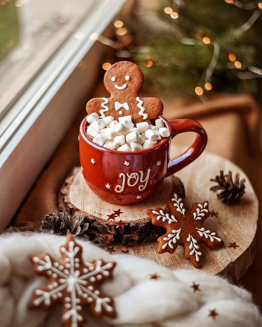 article, christmas tree, and Cinnamon image