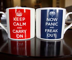 keep calm and mugs image