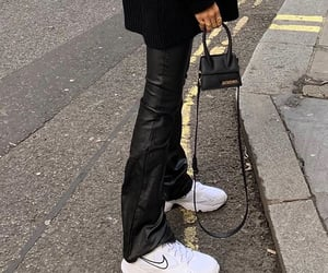 aesthetic, shoes, and bag image