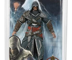 action figure, assassin's creed, and Brotherhood image