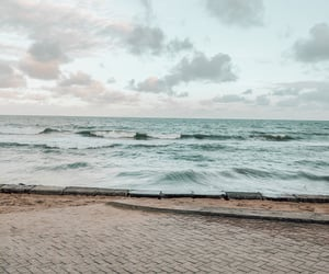 aesthetic, autoral, and beach image