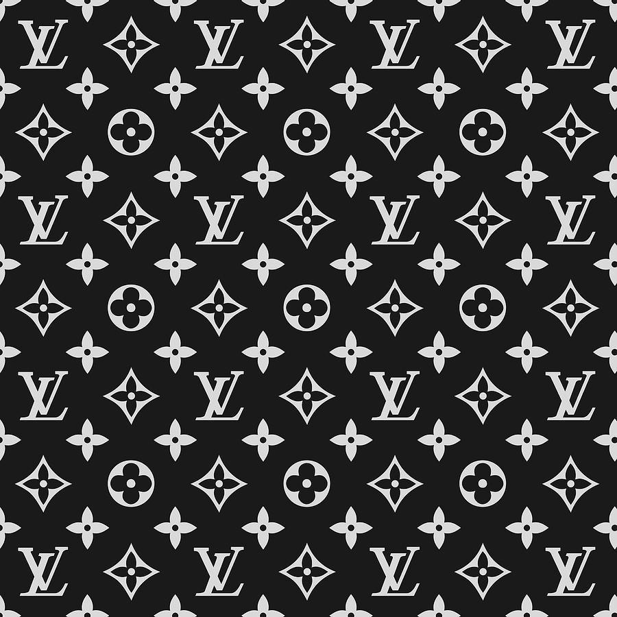 black louis vuitton wallpapers